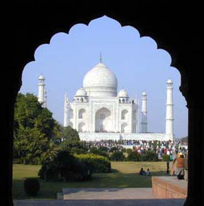 17 Taj Mahal Agra India---1