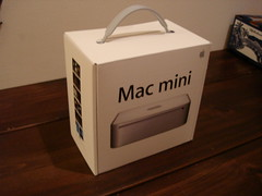 My new Intel Duo Core Mac Mini