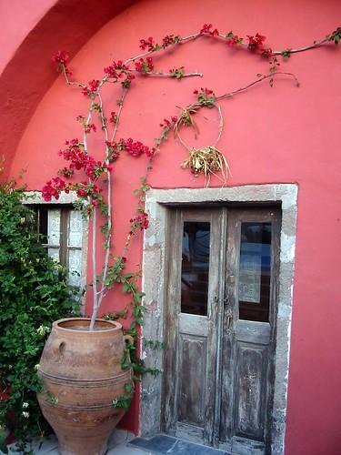 Door in Fira