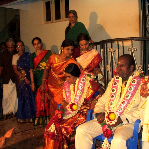 Wedding Reception(south India)