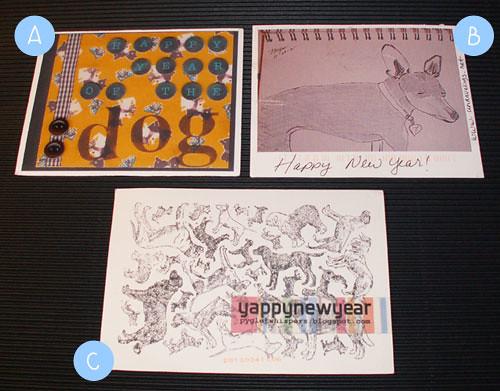 Postcard swap - ¡Más postales!