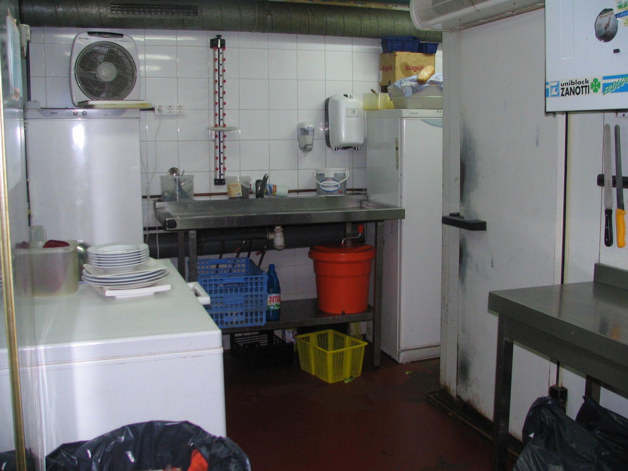 Awesome cuarto frio cocina gallery casa dise o ideas for Cuarto frio cocina