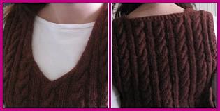 neckline changes