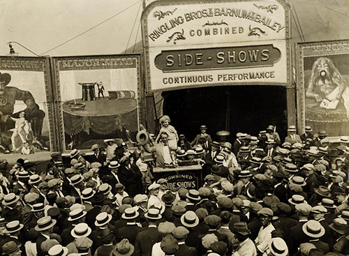 circus side show