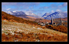 Winter in Connemara