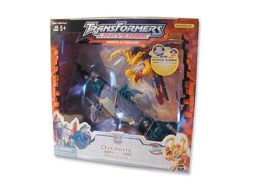 Transformers Universe Overbite & Repugnus