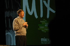 Bill Gates at MIX06