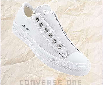Converse One - Design Your Own Converse Shoes