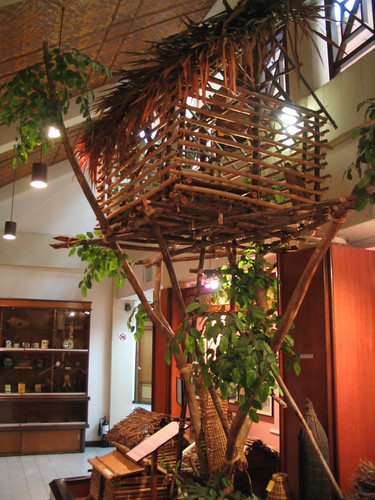 Orang Asli Treehouse