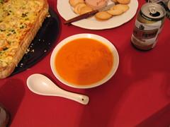 Salsa de pimientos con cebolla