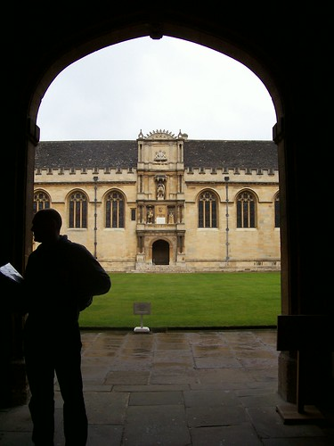 Graeme in Oxford