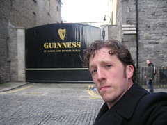 Me at Guinness gate