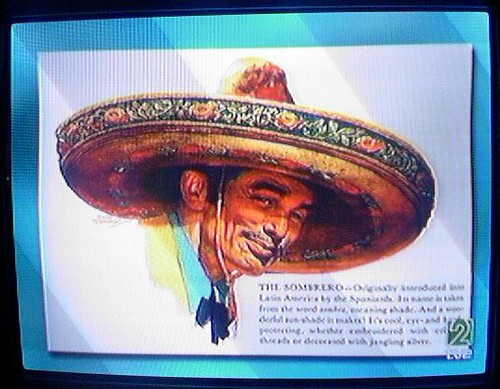 The Sombrero