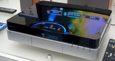 Toshiba HD DVD prototype