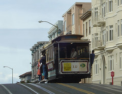 Cable Car - Taylor Street