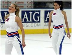 New York Rangers City Skaters