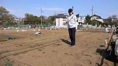 市民農園スタート