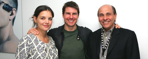 Tom Cruise at motorola