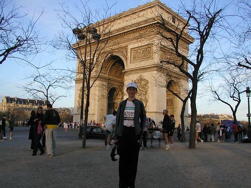 Paris Marathon April 2006 003