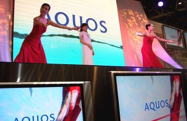 Aquos LCD TV