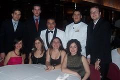 Crucero: Cena de gala