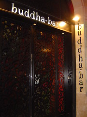 Buddha Bar in Paris
