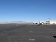 Las Cruces, New Mexico Airport