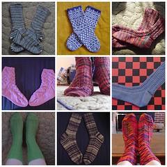 sock montage