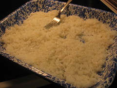 sushi rice cooling
