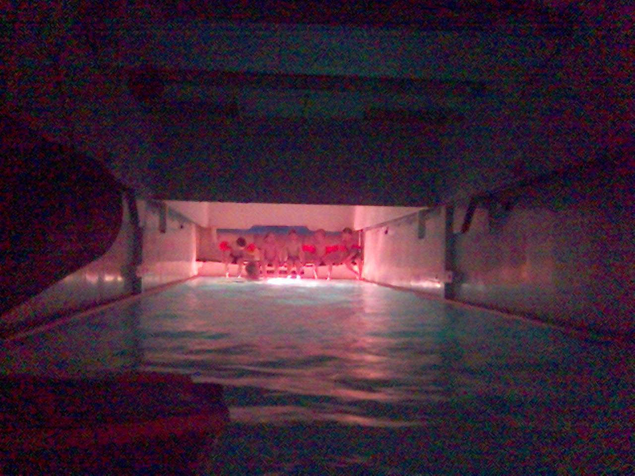zwembus disco