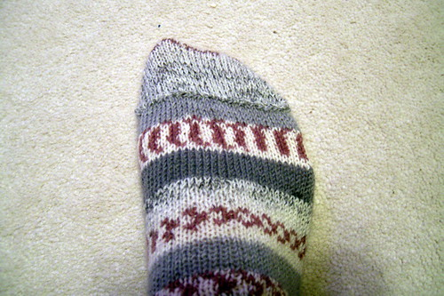 kitchner sock