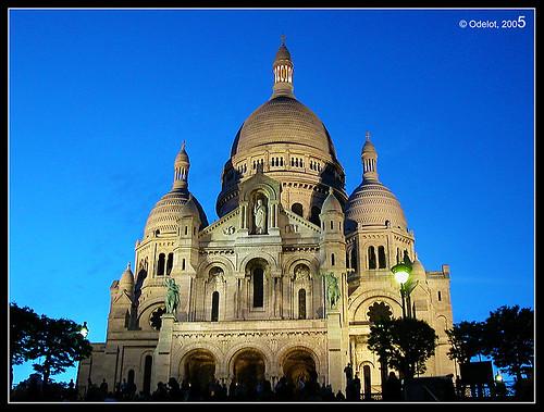 Sacré Coeur - Montmatre - París