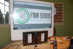iPod nano prizes for the foursevens network survey/contest
