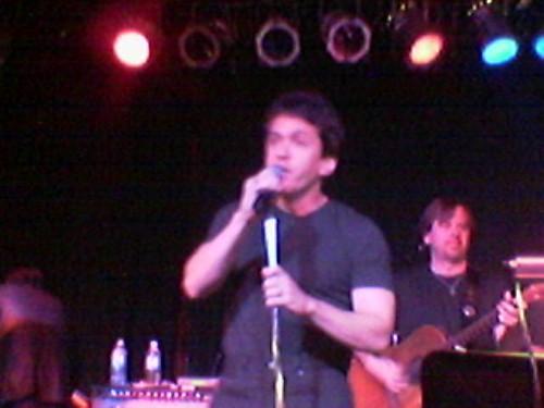Mitch Albom sings Billy Joel's
