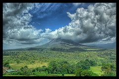 The Arenal Volcanic Plume photo by Stuck in Customs