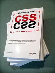 CSS in Ten Minutes - in Swedish