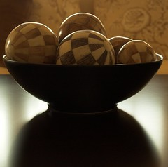 Balls in a Bowl