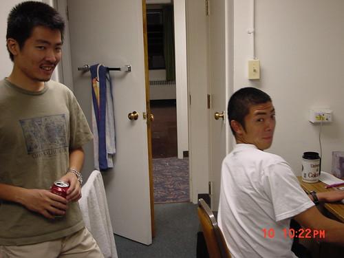 Kazuto and Ryuta