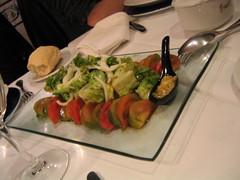 Ensalada de tomate Raf