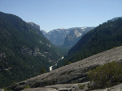 Yosemite - Another Valley View