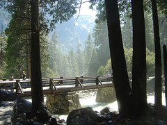Yosemite Fall - Bridge