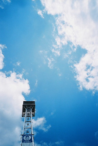 Look up to the sky !