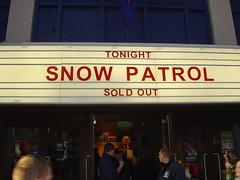 Snow Patrol (1)