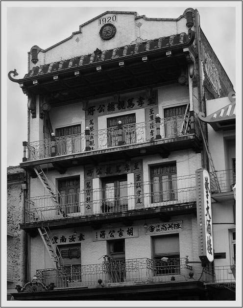Chinatown 1920