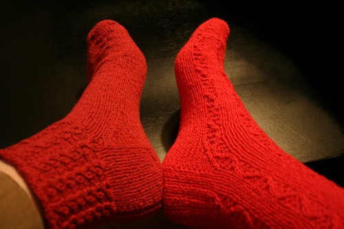 Sockapaloooza sock details