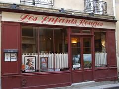 Restaurant Les enfants Rouges