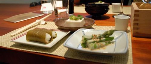 1st Course - New Shojin Kaiseki