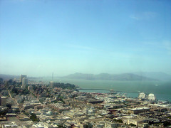 Golden Gate Bridge / Fort Mason