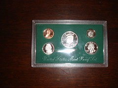 United States Mint Prrof Set