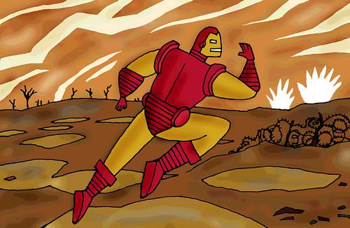 Iron Man: War Zone